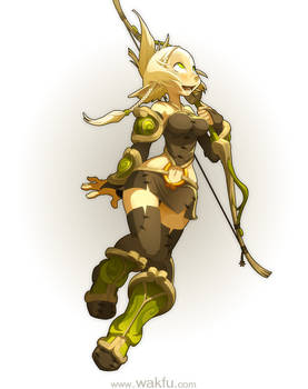 'Cra' for Wakfu