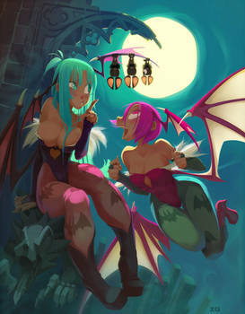 Lilith morrigan and Co
