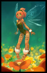 Fairy by xa-xa-xa