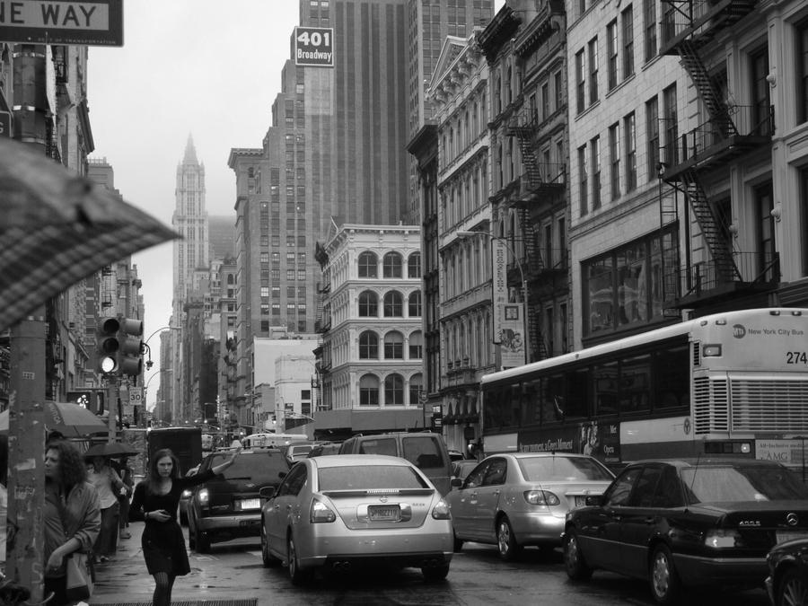 New York III by xa-xa-xa