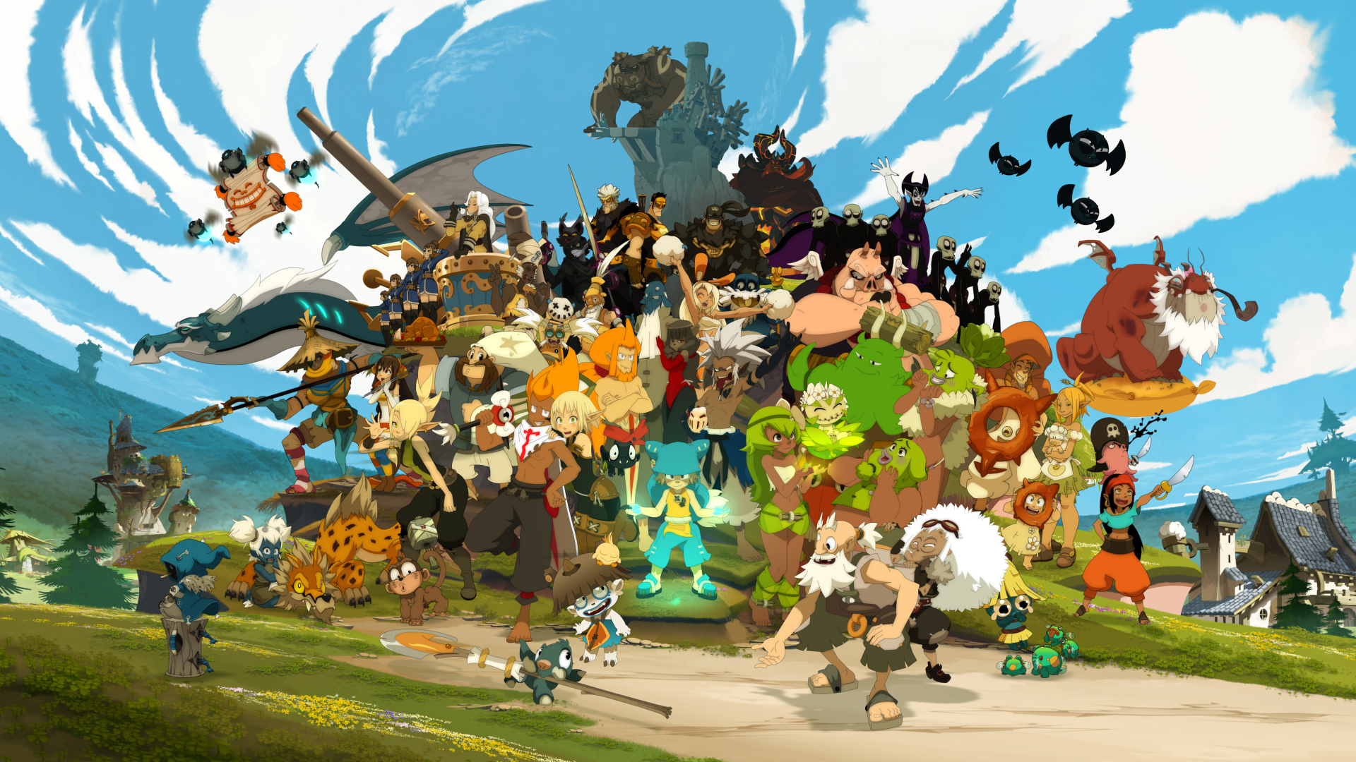Wakfu Kickstarter !!! by xa-xa-xa