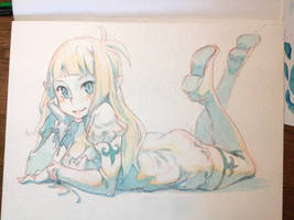 Bakara Watercolor