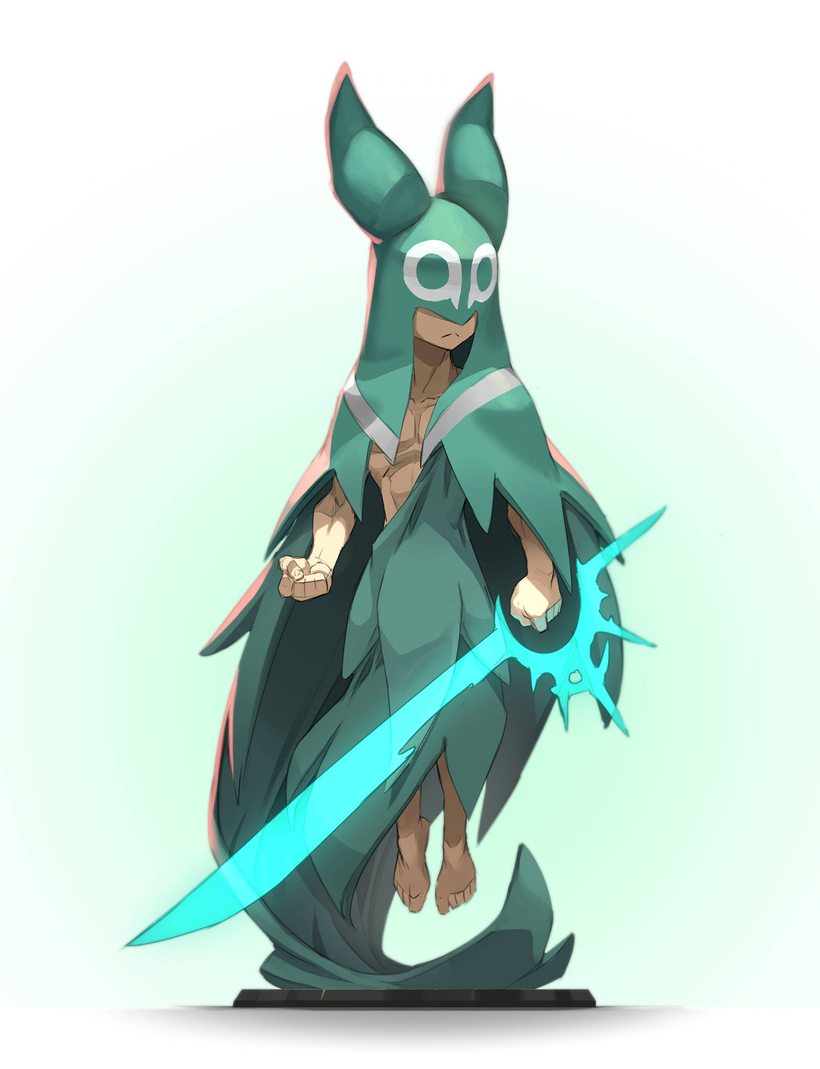 Oropo Figure design by xa-xa-xa