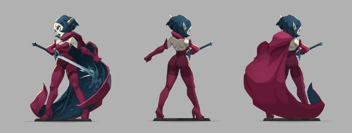 Julith Figure