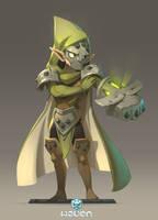 Waven Character by xa-xa-xa