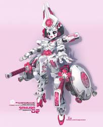 Gundam geisha
