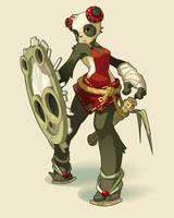 personnage pour 'Dofus' by xa-xa-xa