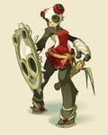 personnage pour 'Dofus'