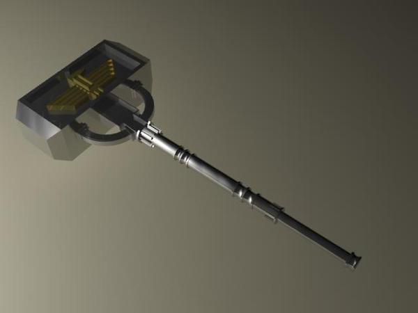 War Hammer by EmilioGuel