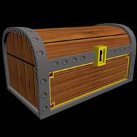 Treasurer chest by EmilioGuel