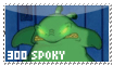 300 Spooky stamp by OxAmy