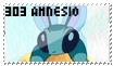 303 Amnesio Stamp by OxAmy