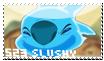 523 Slushy stamp by OxAmy