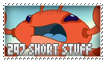 297 ShortStuff stamp by OxAmy