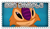 258 Sample stamp by OxAmy