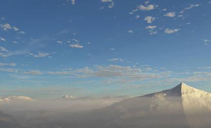 Early Morning Mountain