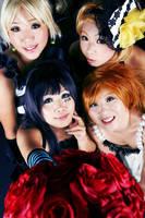 K-ON GIRLS by hiyuki
