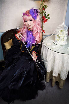 Megurine Luka- Drink with the Dragon