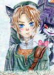 Merry Christmas Link  (SecretSanta2015)