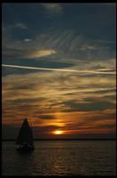 Sailing Away by Hawk2064