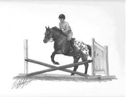 Appy Jumping by WoodstockLover8
