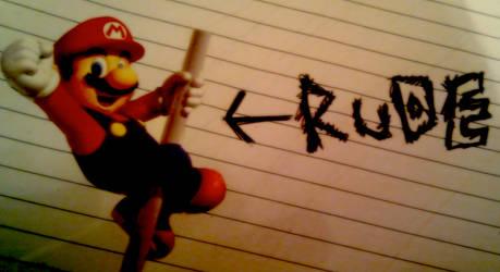 RUDE by Kkyee