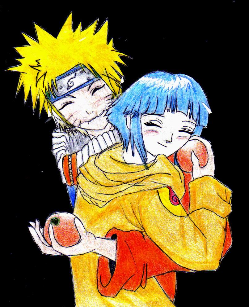 Naruto And Hinata Orange by GothHero