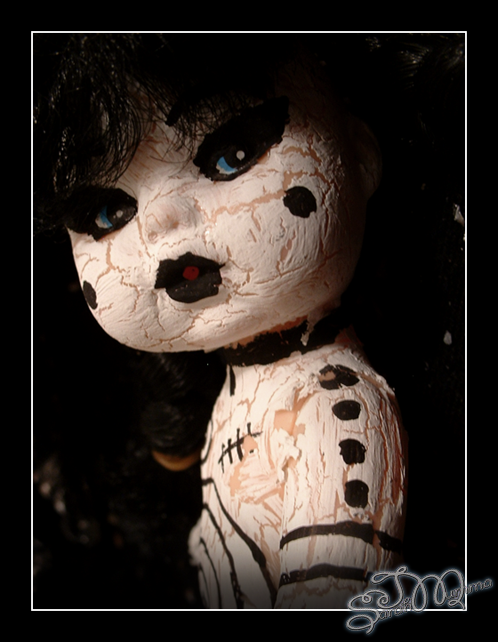 cracked doll by restitched