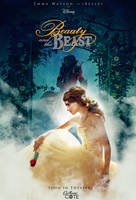 Beauty and The Beast - Teaser Poster by Graphuss