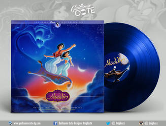 Disney Vinyl - Aladdin by Graphuss