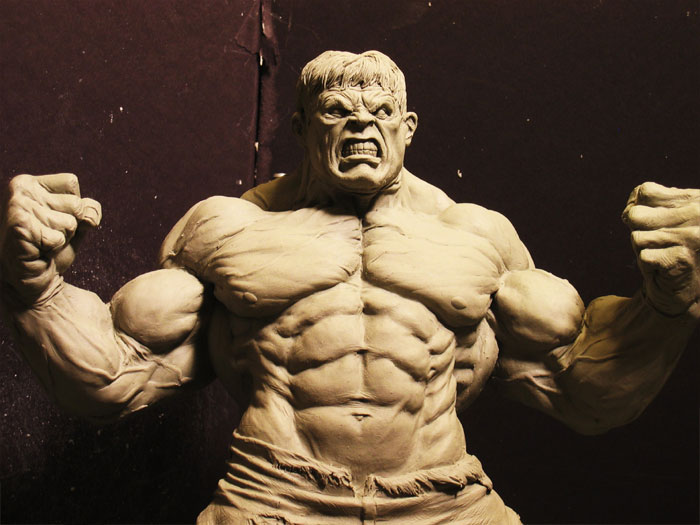 The Hulk Rough 01 by dankatcher