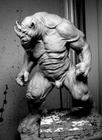 The Rhino by dankatcher
