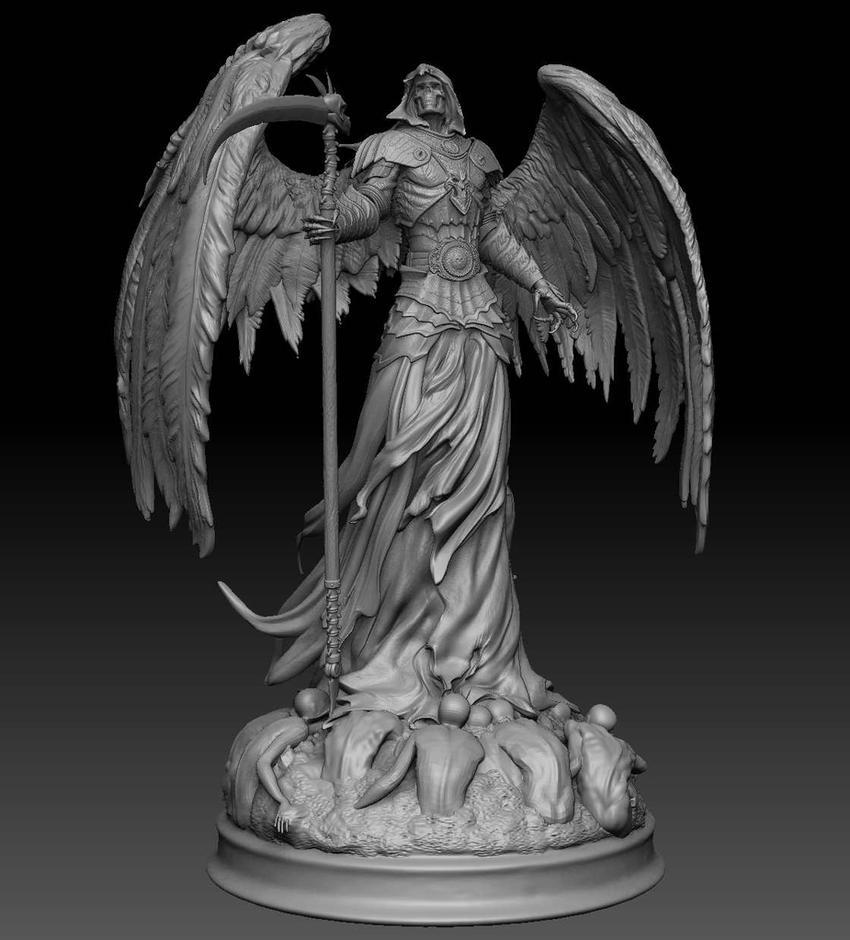 Angel of Death by dankatcher