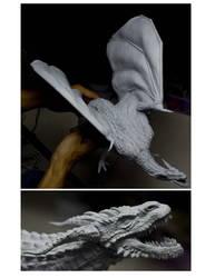 dragon printed