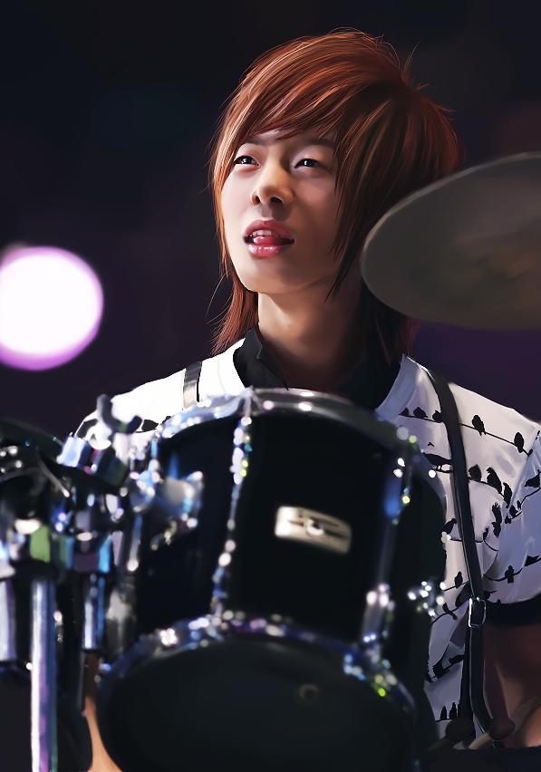 Choi Min Hwan by Isho