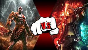 Kratos VS Dante! SHOWOFF SHOWDOWN!