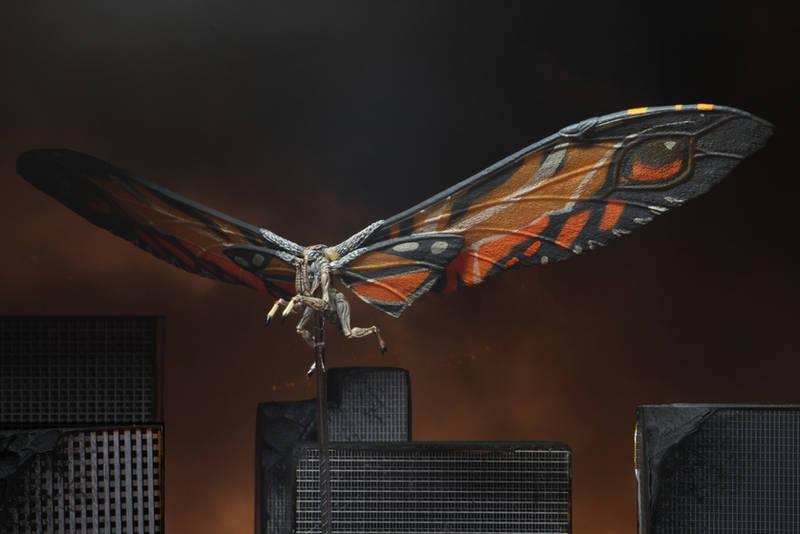Neca Mothra 2019 by NerdyProffessa on DeviantArt