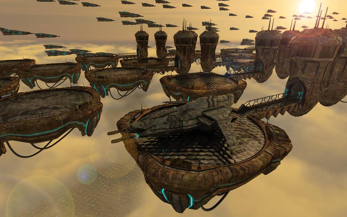 Wars in Deep Space R3 Full HD Short Movie by agwesh