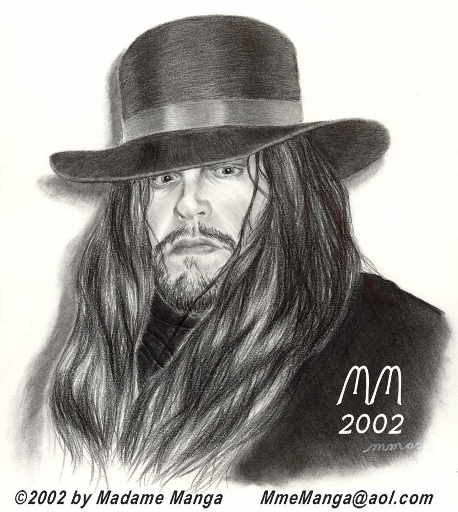 Hat and Hair by MadameManga