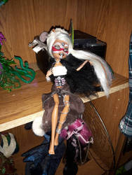 indigenouss doll for my indigenouss friend!