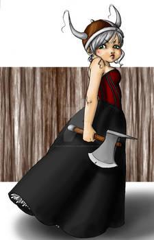 Viking Lady Ornella