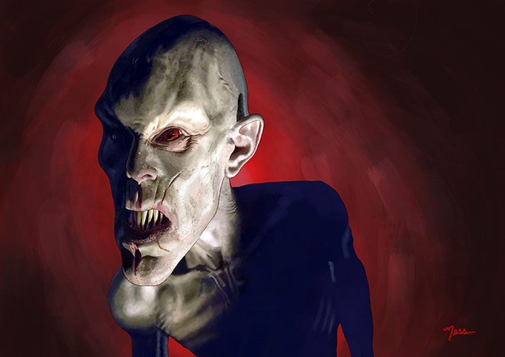 Master Vampire by Nesshead