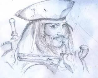 Captain Sketch Vraptchanow by marko2me