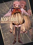 CLOSED \\ adoptable angel \\ set price