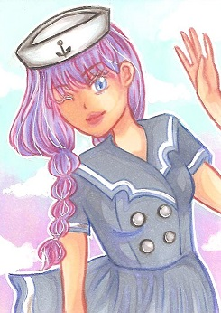 ACEO CARD #071 by olletschka