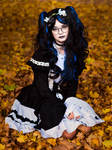 Gothic Lolita III by blinkfreak182