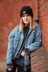 Grunge Girl VI