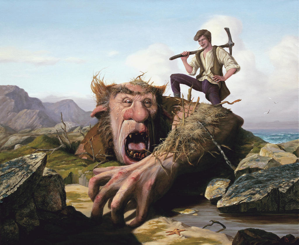 Cornish Jack by RussellMarks