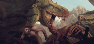 Give up the game to Pseudosaurus