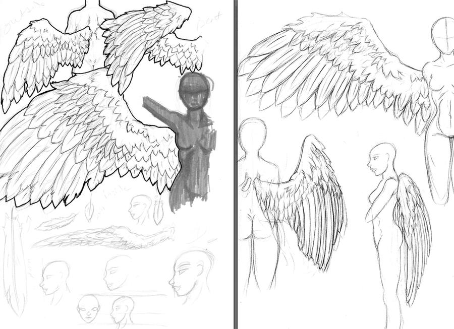 More references: Wings by SamusFairchild